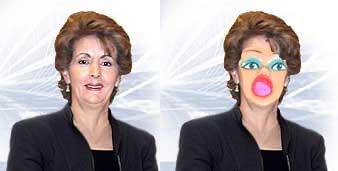 Patricia Espinosa, presidenta de Inmujeres