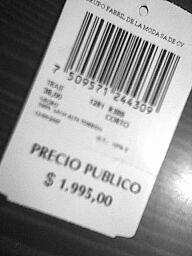 El precio de la moda