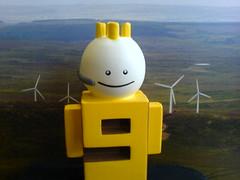 Channel 9 Guy Visits Windfarm