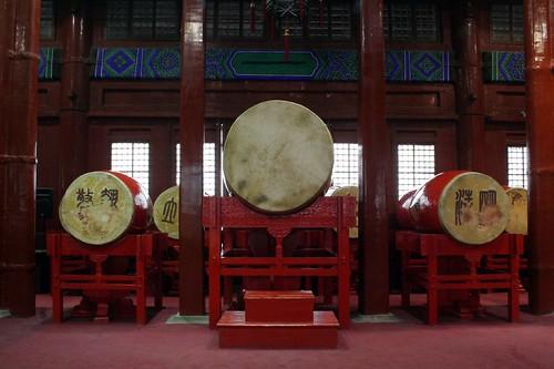 les tambours neufs