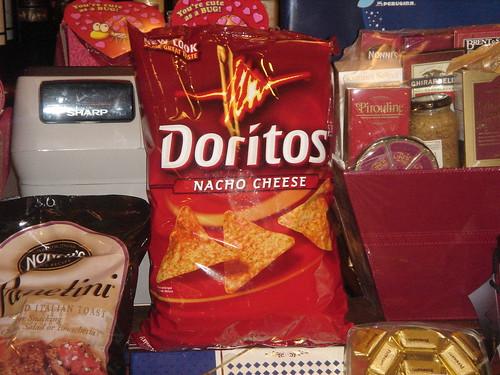 New Doritos Packaging