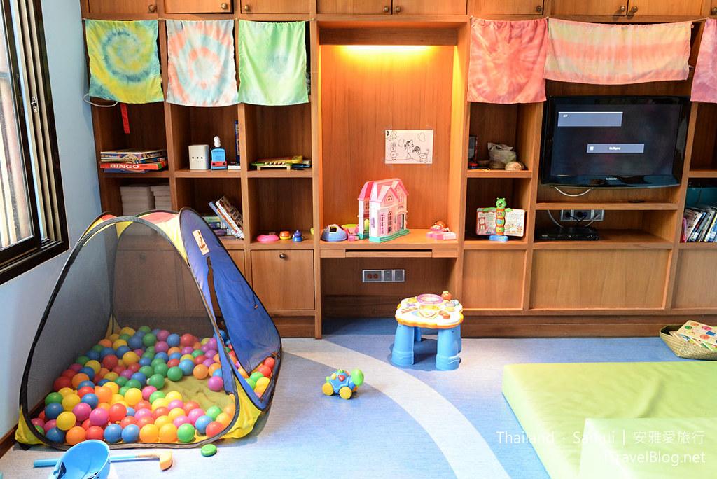 蘇美島酒店 InterContinental Samui Baan Taling Ngam Resort 06