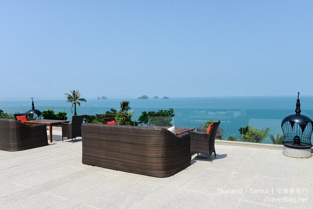 蘇美島酒店 InterContinental Samui Baan Taling Ngam Resort 52