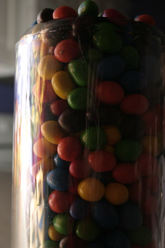 5 Pounds of M&Ms!