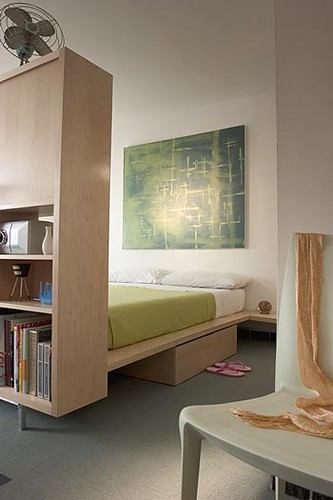 Smallest Coolest Apartment Contest 2006