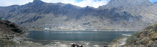 Tsomgo Lake, Indo-China Border, 12400 ft