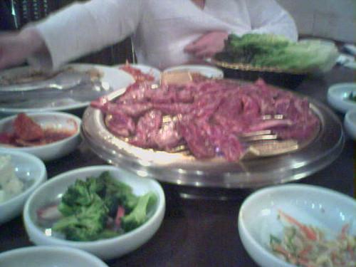 Koreal meal