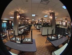 La cafetería, el centro neurálgico