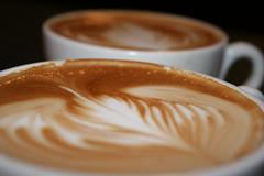 Latte Art x 2