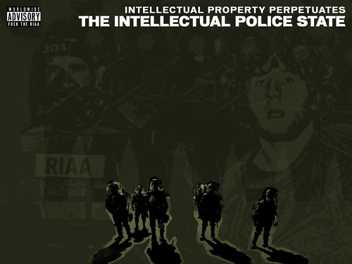 Intellectual Police State