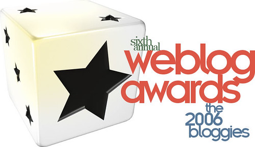 The Sixth Annual Weblog Awards