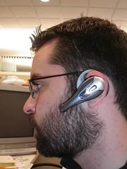 Bluetooth and Beard