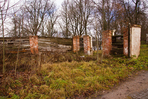 Arklidės griūvėsiai | The ruins of the stables