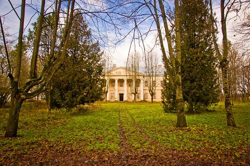 Bartkuškio dvaras | Bartkuškis manor