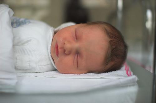 Anna, net geboren