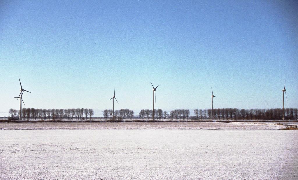 West Friesland landscape