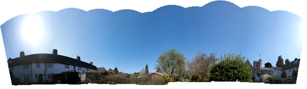 Headington panorama