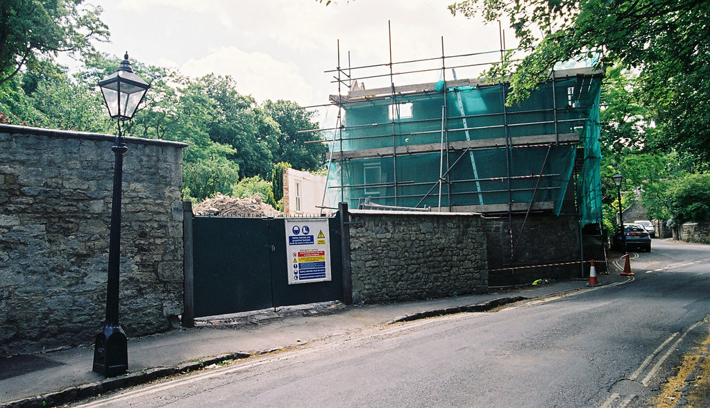 Old Headington rebuild 1