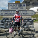 Col de l'Iseran - highest pass in Europe (for road bikes)