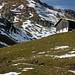 struggling up to Col de Chavan