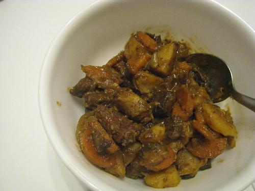 Elk Stew