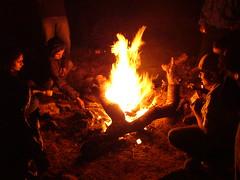 CampFire at Kumara Parvatha