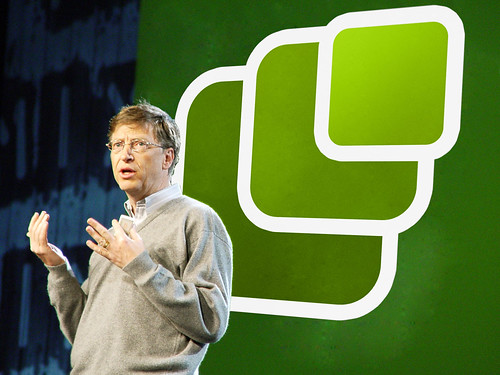 Bill Gates and microformats