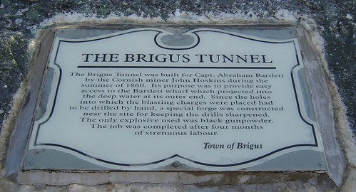 The Brigus Tunnel