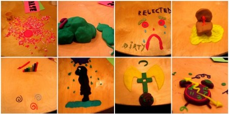 playdough worship