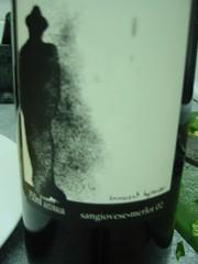 Innocent Bystander 2002 Sangiovese/Merlot