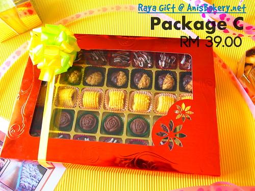 Hamper Raya Gift package C