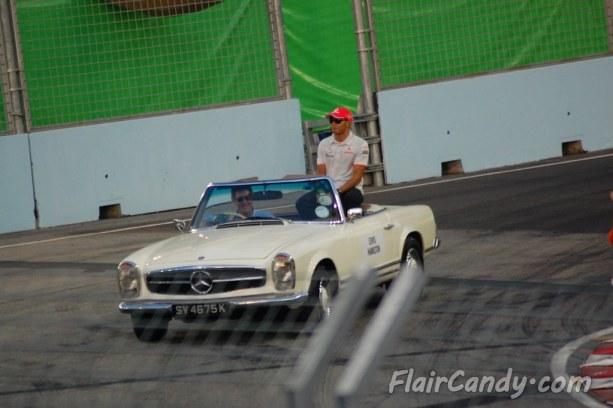F1 Signapore Grand Prix 2010 - Day 3 Qualifying (58)