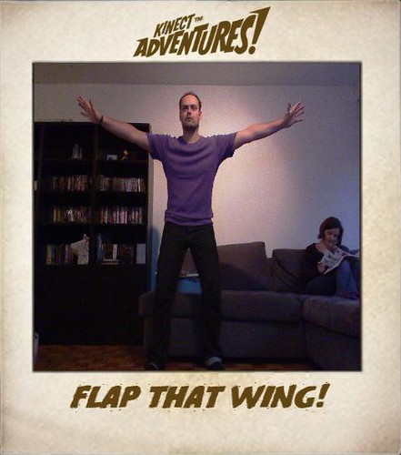Kinect Adventures Snapshot