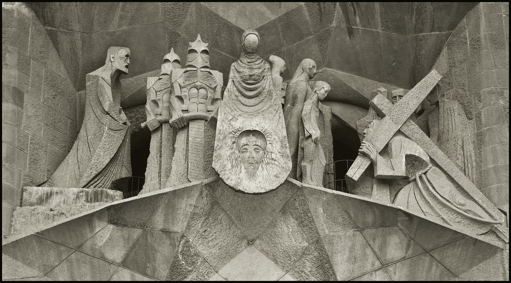 Sagrada Familia | Passion detail