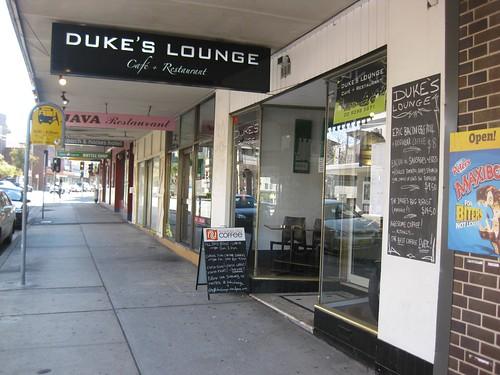 duke's lounge, randwick