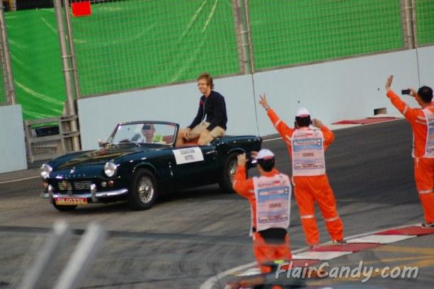 F1 Signapore Grand Prix 2010 - Day 3 Qualifying (32)