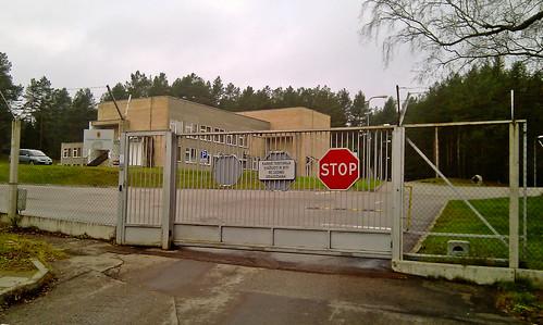 Karinis mokymo centras