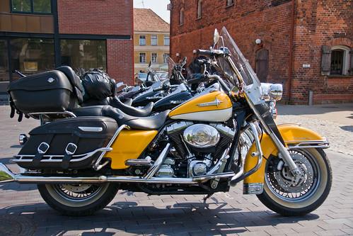 Harley-Davidson: copy-paste