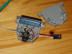 Detalle circuito conector FMS-P.Paralelo