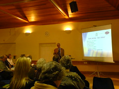 Bible Society Lecture