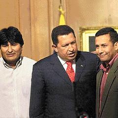 Chavez, Morales, & Ollanta