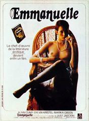 Emmanuelle - the poster
