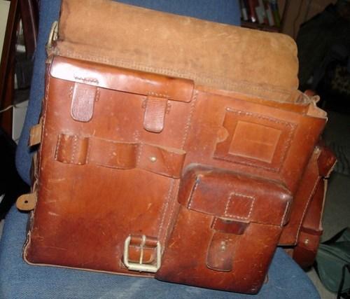 A bag I made 15 years ago