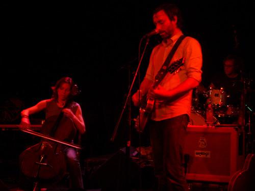 Matt Pond PA @ Slim's SF