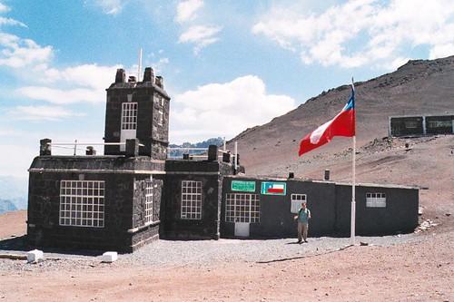 Frontera Chile/Mendoza