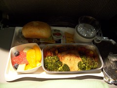 Airplane food #2