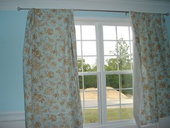 fabric contender for new dining room drapes