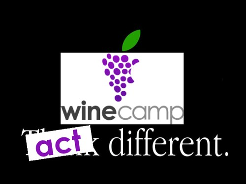 WineCamp: Act Different