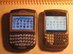 Blackberry battle