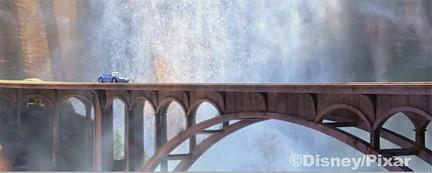 Sally's bridge